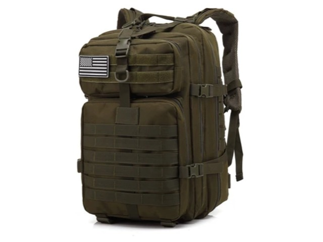 45L Military Rucksack Backpack - Fitmecca Fitness | free-classifieds-usa.com