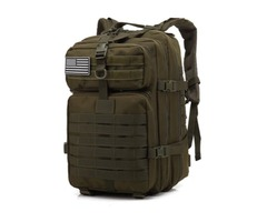 45L Military Rucksack Backpack - Fitmecca Fitness