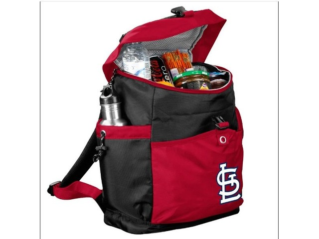 MLB St. Louis Cardinals Backpack Cooler | free-classifieds-usa.com
