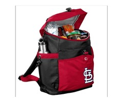 MLB St. Louis Cardinals Backpack Cooler
