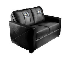 Buy Manchester City FC Logo Silver Love Seat Online