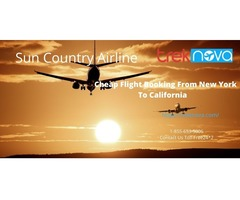 Cheap Flights Booking From Florida To California