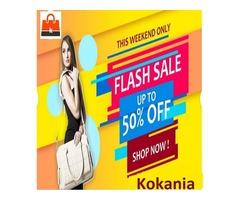 Kokania is offering world class apparels