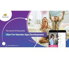 The Secret Of Successful Uber For Nannies App Development