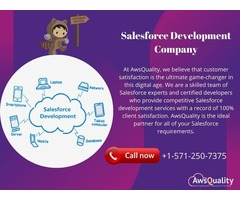 AwsQuality one of the best Salesforce Development Company