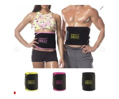 Sweet Sweat Waist Trimmer Belt - Fitmecca Fitness