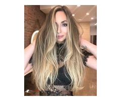 Best Hair Extension Salon In New York City ! Hair Color Nyc, Hair Color Salon Nyc, Hair Color Correc
