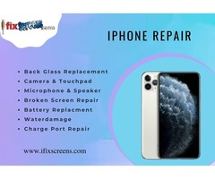 iPhone Repair, Affordable Screen & Battery Replacements, iFixScreens