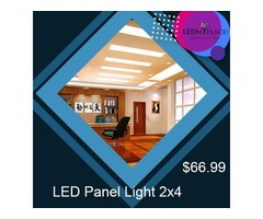 2x4 LED Panel Lights Best For Indoor Areas