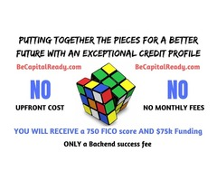 FIX YOUR CREDIT TODAY WITH NOTHING DOWN. NO Monthly Fees. | free-classifieds-usa.com