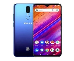 BLU G9-6.3? HD+ Infinity Display Smartphone, 64GB+4GB RAM -Blue | free-classifieds-usa.com