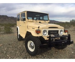 1983 Toyota Land Cruiser