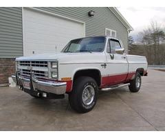 Sell 1986 Chevrolet K10 $2500