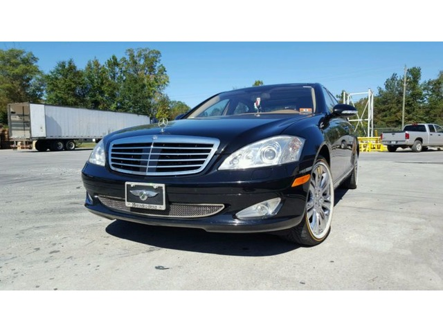 2008 mercedes benz s class cars greenville alabama for Mercedes benz s550 oil change