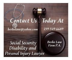 Find an Excellent Social Security Disability Lawyer in Lee County