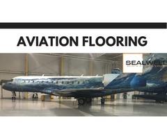 Aviation Flooring Contractor