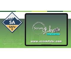 Agile Training | Certification | Leading SAFe 5.0 | Scrum Stubs | SAFe 5.0 |
