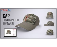Cap Customization Software | Web2print Software