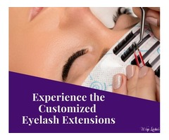 Eyelash Extensions Knoxville TN - Wisp Lashes