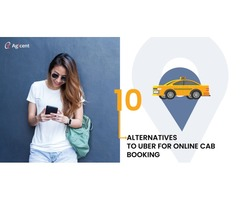 10 Alternatives to Uber for Online Cab Booking