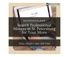 Search Professional Movers in St. Petersburg for Your Move