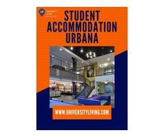 Student Accommodation Urbana - Campus Circle