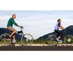 Want to Be Stress Free? Ride E-Bike!