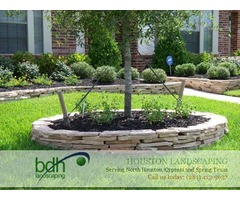 Houston landscapes | Professional Services | BDH Landscaping