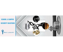 Commercial Locksmith Gaithersburg Services