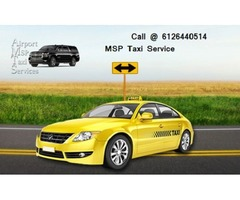 Comfortable MSP Taxi Service