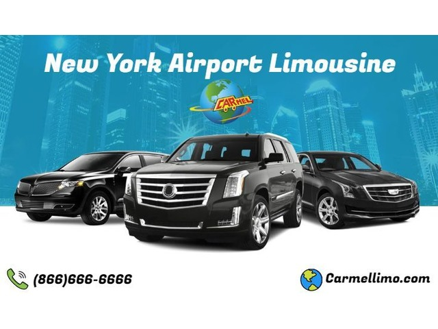 Quality New York Airport Limousine only @ Carmellimo   free-classifieds-usa.com
