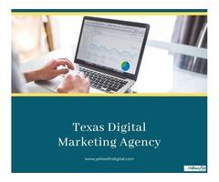 Texas Digital Marketing Agency - Yellowfin Digital