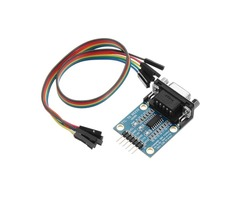 3Pcs RS232 SP3232 Serial Port To TTL RS232 to TTL Serial Module With Brush Line 3V To 5.5V