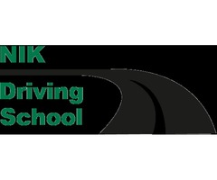 Enrol today for the Best Driving Lessons near Me at Nik Driving School