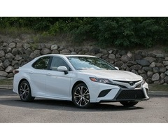 Get Best Toyota Camry Rental Car In Denver At Reasonable Price