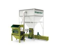 Styrofoam compactor GREENMAX APOLO C300