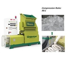Excellent styrofoam melting machine GREENMAX Mars C200