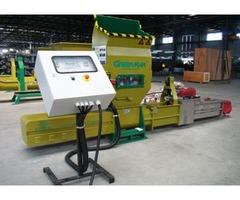 PE foam compactor GreenMax Zeus C100