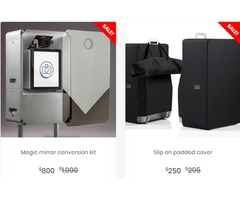 Buy Selfie Booth- Affordable Photo Booth Equipment for Sale