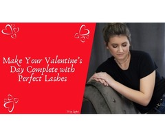 Make Your Valentine's Day Complete with Perfect Lashes