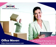 Office Moving Services Annapolis