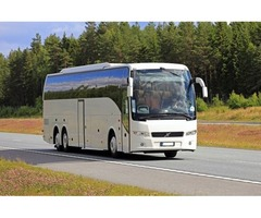 Charter Bus Service in Los Angeles