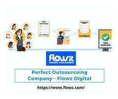 Online Best Outsourcing Services at Flowz