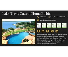 Hire a Professional Custom Home Builder in Lake Travis