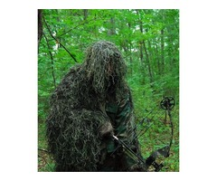 Ghilliesuitshop: Ultra Light Sniper Rothco Ghillie Suit for Kids