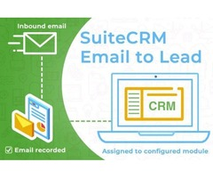 SuiteCRM Email to Lead or Anything | Outright Store