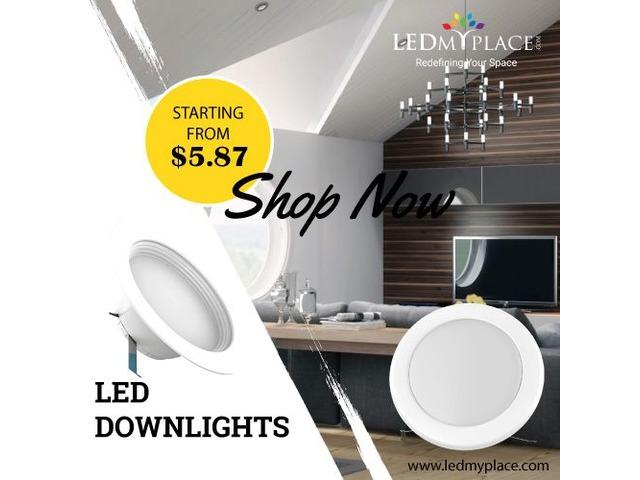 Use LED Downlights High Energy Savings Lights | free-classifieds-usa.com