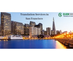 Translation Services in San Francisco
