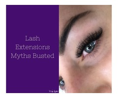 Lash Extensions Myths Busted - Wisp Lashes