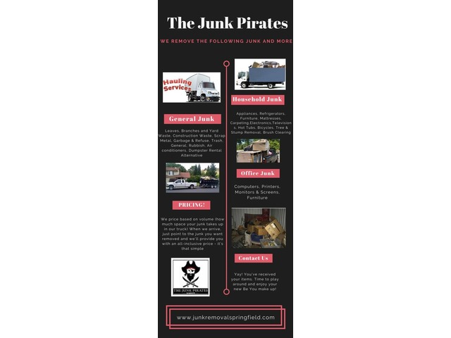 Affordable Junk Removal   Junk Hauling Service   Junk Pirates MO   free-classifieds-usa.com
